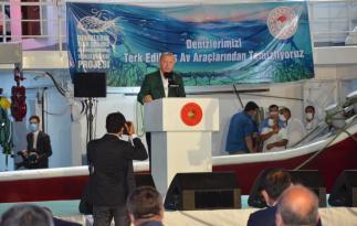 """Cumhurbaşkanı Erdoğan: """"Akdeniz ve Ege'de korsanlığa, haydutluğa asla eyvallah etmeyiz"""""""