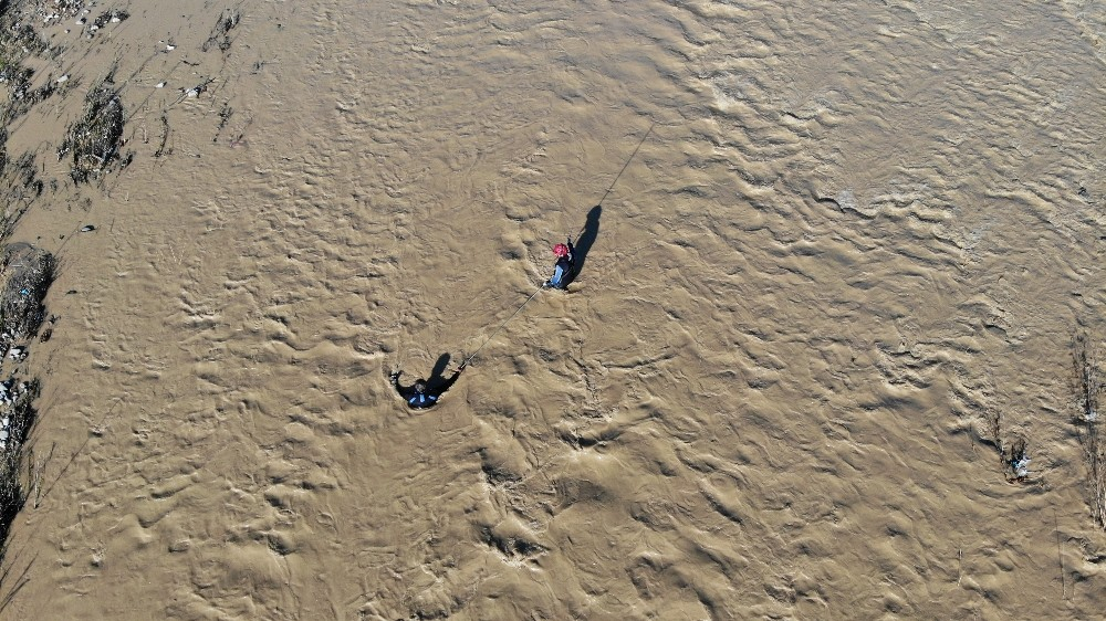 Giresun'da selde kaybolan 8 kişiyi arama çalışmaları sürüyor
