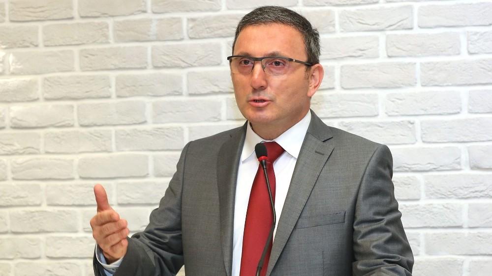 """Giresun TSO Başkanı Hasan Çakırmelikoğlu: """"İşletmeler uzun vadede destek paketi istiyor"""""""