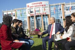 Giresun Üniversitesi hem başarıda hem de tercihte yükseliyor