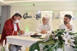 Giresun'da 10 ayda 629 nikah kıyıldı