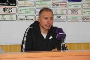 Giresunspor – Boluspor maçının ardından