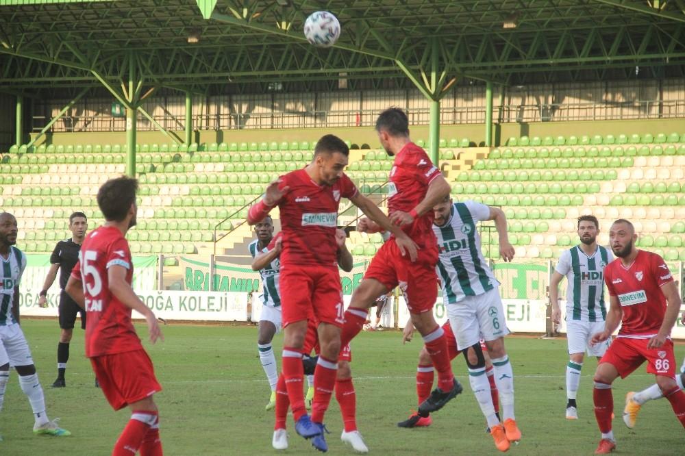 TFF 1. Lig: Giresunspor: 2 – Beypiliç Boluspor: 1