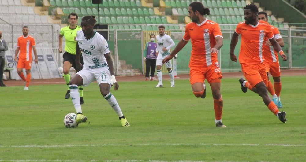 TFF 1. Lig: Giresunspor: 4 – Adanaspor: 3 (Maç sonucu)